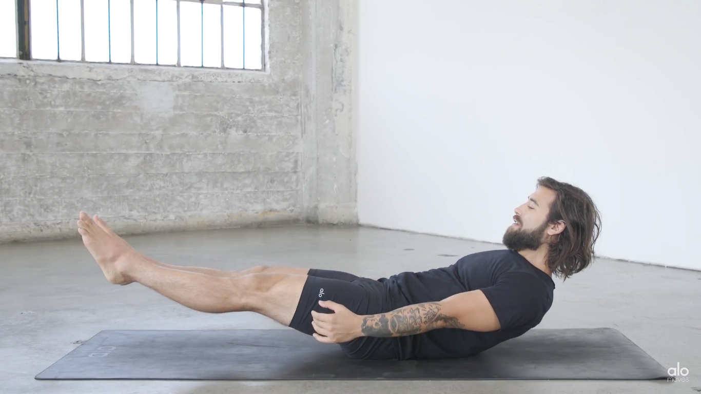 10-Minute Core Workout with Patrick Beach (Full Video)